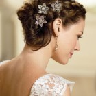 Hairstyle bride