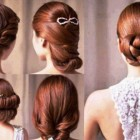 Hairstyle for indian wedding