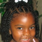 Hairstyles for black little girls