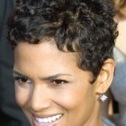 Hairstyles for girls with short curly hair
