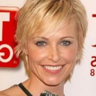 Hairstyles for short fine hair for women
