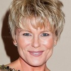 Hairstyles for short hair for over 50 women