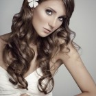 Hairstyles for wedding bride