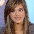 Hairstyles for women with bangs