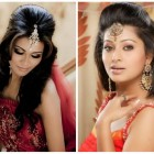 Hairstyles indian wedding