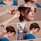 Hairstyles to do for short hair