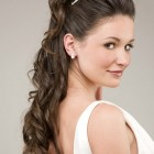 Hairstyles wedding long hair