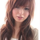Hairstyles with layers for long hair