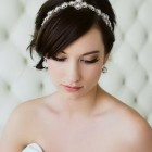Headpieces for brides