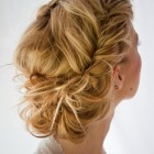 Ideas for wedding hair
