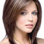 Latest hairstyle for ladies 2015