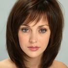 Latest medium length haircuts for women