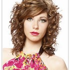 Layered haircuts curly hair