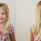 Layered haircuts for little girls