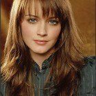 Layered haircuts for long hair with bangs