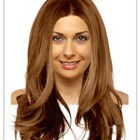 Layered haircuts for long straight hair