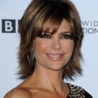Layered haircuts for women over 40