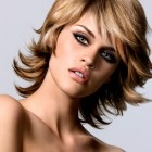 Layered hairstyles medium length hair