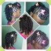 Little girls braided hairstyles