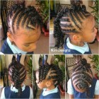 Little girls braids hairstyles