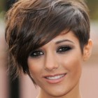 Long short hairstyles