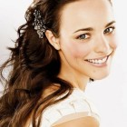 Loose bridal hairstyles