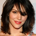 Med length haircuts for women