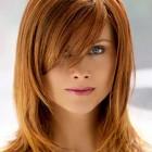 Medium layered haircuts for women