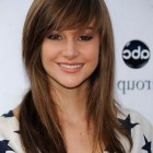 Medium length haircuts for teenage girls
