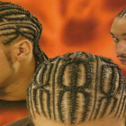 Men braiding hairstyles