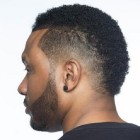 Mohawk hairstyles for black men