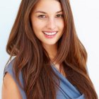 Most popular haircuts for long hair
