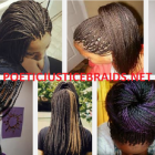 New braid hairstyles 2015