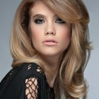 New hairstyles for women with long hair