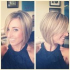 New short hairstyles for 2015