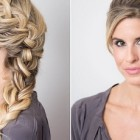 Photos of braided hairstyles