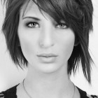 Photos of cute short haircuts for women