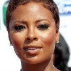 Picture of short haircuts for black women