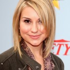 Pictures of medium length haircuts for women