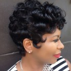 Pictures of short hair styles for black women
