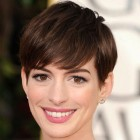 Pixie cut haircut