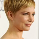 Pixie like haircuts