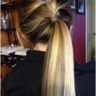 Ponytail braid hairstyles