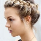 Pretty braided hairstyles for long hair