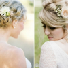 Romantic hairstyles for short hair