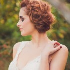 Sexy wedding hair
