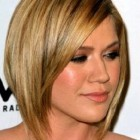 Short and medium length haircuts