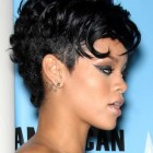 Short black girl hairstyles