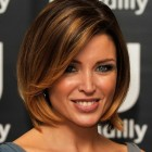 Short brown hair styles