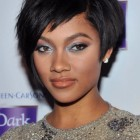 Short hair styles for black girls